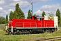 """MaK 1000548 - Railion """"294 740-6"""" 11.08.2004 - Karlsruhe, RheinhafenDetlef Lorenzen"""