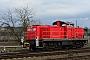 "MaK 1000548 - DB Cargo ""294 740-6"" 18.01.2020 - Mannheim, RangierbahnhofHarald Belz"