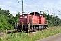"""MaK 1000549 - DB Schenker """"294 741-4"""" 18.07.2012 - Graben- NeudorfWerner Brutzer"""
