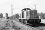 """MaK 1000551 - DB """"290 243-5"""" 18.07.1987 - ElzeStefan Motz"""