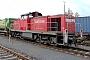 """MaK 1000553 - DB Cargo """"294 745-5"""" 27.10.2018 - Weiden (Oberpfalz)Stephan John"""