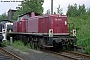 "MaK 1000554 - DB AG ""290 246-8"" 18.06.1994 - Krefeld, BahnbetriebswerkNorbert Schmitz"