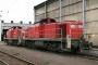 "MaK 1000561 - Railion ""294 763-8"" 09.01.2007 - Seelze, RangierbahnhofTobias Pokallus"