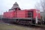 "MaK 1000562 - Railion ""294 764-6"" 28.01.2007 - LudwigshafenChristoph Schrimpf"