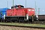 """MaK 1000562 - DB Schenker """"294 764-6 """" 13.04.2009 - Mannheim, RangierbahnhofErnst Lauer"""