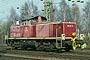 """MaK 1000565 - DB AG """"294 267-0"""" 17.03.1997 - Bochum-Langendreer WestAleksandra Lippert"""