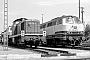 """MaK 1000567 - DB """"290 269-0"""" 12.05.1988 - Herne-Wanne, BahnbetriebswerkMalte Werning"""