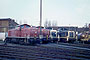 "MaK 1000568 - DB ""290 270-8"" 06.01.1996 - Krefeld, BahnbetriebswerkPatrick Paulsen"