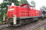 "MaK 1000569 - Railion ""294 771-1"" 15.08.2007 - Menden-Horlecke, Übergabebahnhof RheinkalkPeter Gerber"