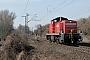 """MaK 1000569 - DB Schenker """"294 771-1"""" 18.03.2015 - Hannover-MisburgAndreas Schmidt"""