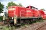 "MaK 1000572 - Railion ""294 774-5"" 04.07.2007 - Menden-Horlecke, Übergabebahnhof RheinkalkPeter Gerber"