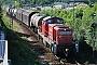 """MaK 1000573 - DB Schenker """"294 775-2"""" 25.05.2011 - MannheimHarald S."""