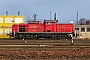 """MaK 1000576 - DB Schenker """"294 776-0"""" 18.01.2015 - Mannheim, RangierbahnhofErnst Lauer"""