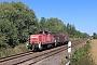 "MaK 1000579 - DB Cargo ""294 779-4"" 31.08.2016 - ElstertrebnitzDirk Einsiedel"