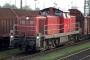 """MaK 1000580 - Railion """"294 780-2"""" 04.10.2007 - Schwerte (Ruhr)Peter Gerber"""