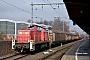 """MaK 1000580 - DB Schenker """"294 780-2"""" 05.03.2014 - Hagen, HauptbahnhofWerner Wölke"""
