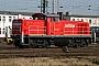 """MaK 1000583 - Railion """"294 783-6"""" 18.03.2005 - Mannheim, Railion BetriebshofErnst Lauer"""