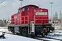 """MaK 1000586 - Railion """"294 786-9"""" 05.03.2006 - Mannheim, Railion BetriebshofErnst Lauer"""