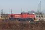 """MaK 1000586 - DB Schenker """"294 786-9"""" 12.01.2014 - Mannheim, RangierbahnhofErnst Lauer"""