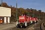 """MaK 1000590 - DB Schenker """"294 790-1"""" 19.11.2011 - Stolberg (Rheinland), HauptbahnhofWerner Schwan"""