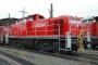 """MaK 1000593 - Railion """"294 793-5"""" 25.08.2007 - Oberhausen, Rangierbahnhof WestRolf Alberts"""
