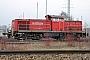 """MaK 1000595 - DB Schenker """"294 795-0"""" 07.02.2010 - Mannheim, RangierbahnhofErnst Lauer"""
