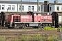 """MaK 1000595 - DB Schenker """"294 795-0"""" 25.11.2012 - Mannheim, RangierbahnhofErnst Lauer"""