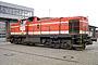 """MaK 1000596 - BE """"D 27"""" 17.05.2005 - Bad Bentheim, BE BetriebshofJohann Thien"""