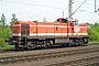 """MaK 1000596 - BE """"D 27"""" 25.05.2005 - Bad Bentheim, BahnhofWillem Eggers"""