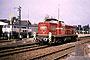 "MaK 1000597 - OHE ""160075"" __.08.1993 - Soltau, BahnhofPeter Merte"