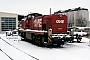 "MaK 1000597 - OHE ""160075"" 27.12.2005 - Bad Nauheim