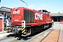 "MaK 1000597 - OHE ""160075"" 27.06.2011 - Celle Nord