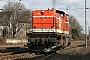"MaK 1000598 - WLE ""62"" 07.03.2009 - LippstadtAxel Schaer"