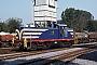"""MaK 1000598 - WLE """"VL 0662"""" 12.08.1982 - WarsteinDietrich Bothe"""