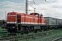 "MaK 1000598 - WLE ""62"" 15.07.1999 - Krefeld-Linn, GüterbahnhofMartin Welzel"