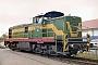 """MaK 1000602 - DE """"26"""" 20.09.2002 - Moers, Vossloh Locomotives GmbH, Service-ZentrumPatrick Böttger"""