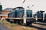 """MaK 1000604 - DB AG """"290 329-2"""" 24.06.1995 - Trier-Ehrang, BahnbetriebswerkBart Donker"""