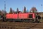 """MaK 1000604 - DB Cargo """"294 829-7"""" 28.11.2016 - Bremen-InlandshafenUlrich Völz"""