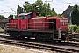 """MaK 1000613 - DB Schenker """"294 838-8"""" 02.07.2014 - Dillingen (Saar)Erhard Pitzius"""