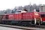 """MaK 1000614 - DB Schenker """"294 839-6"""" 22.02.2011 - Aue (Sachsen), BahnhofKlaus Hentschel"""