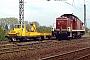 """MaK 1000614 - DB """"290 339-1"""" 04.05.1984 - Dieburg, BahnhofKurt Sattig"""