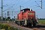 """MaK 1000614 - DB Cargo """"294 839-6"""" 22.09.2016 - Groß GleidingenRik Hartl"""