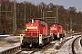 """MaK 1000620 - DB Schenker """"294 845-3"""" 04.02.2012 - Stolberg (Rheinland), HauptbahnhofWerner Schwan"""