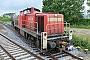 """MaK 1000621 - DB Schenker """"294 846-1"""" 17.06.2014 - SalzbergenJohann Thien"""