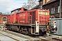 "MaK 1000621 - DB Cargo ""294 846-1"" 05.03.2019 - MindenKlaus Görs"