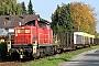 """MaK 1000624 - Railion """"294 849-5"""" 13.10.2008 - HengersbergLeo Wensauer"""