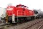 "MaK 1000625 - Railion ""294 850-3"" 11.04.2007 - Menden-Horlecke, Übergabebahnhof RheinkalkPeter Gerber"