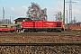 """MaK 1000630 - DB Schenker """"294 855-2"""" 28.12.2014 - Mannheim, RangierbahnhofErnst Lauer"""