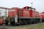 "MaK 1000632 - Railion ""294 857-8"" 25.08.2007 - Duisburg-RuhrortRolf Alberts"