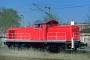 """MaK 1000635 - Railion """"294 860-3"""" 12.04.2007 - Cottbus, AusbesserungswerkHeiko Müller"""
